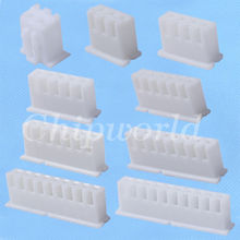 50pcs XH2.54-2P/3P/4P/5P/6P/7P/8P/9P/10P 2.54mm Connector Housing Case XH2.54