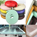 2M Children Baby Table Edge Corner Guard Protector Foam Bumper Collision Cushion Strip Glass table Edge   Furniture crash bar