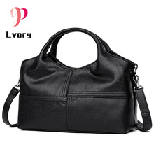 Handbag Women Shoulder Bag PU Leather High Quality Female Patchwork Messenger Bags Designer Brand Large Capacity Crossbody Bag все цены