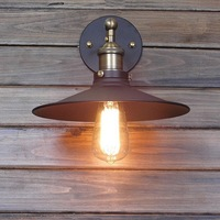 Industrial Sconce Edison Bulb wall lamp