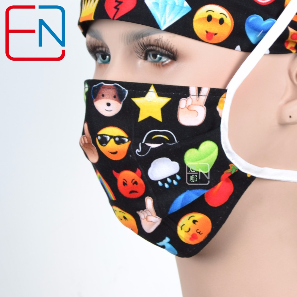 New Brand Lady Doctor Caps 100% Cotton Biao Qing Bao 01 Novelty & Special Use