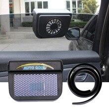 VEHEMO Универсальный Солнечный источник питания для автомобиля холодный вентиляционный вентилятор охладитель вентиляционная система Вентилятор Авто Окно Вентиляционное отверстие автомобиля Стайлинг лето