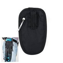 Многофункциональный портативный штатив поясная сумка с молния + пряжка для DSLR камеры монопод Штатив Держатель талии Чехол Набор