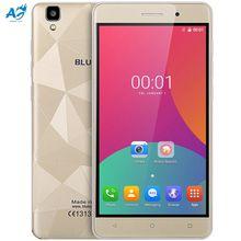 Bluboo Maya Android 6.0 5.5 inç 3G SmartPhone Orijinal MTK6580 Quad Core 1.3 GHz 2 GB RAM 16 GB ROM 13.0MP + 8.0MP 1280*720 3000 mAh
