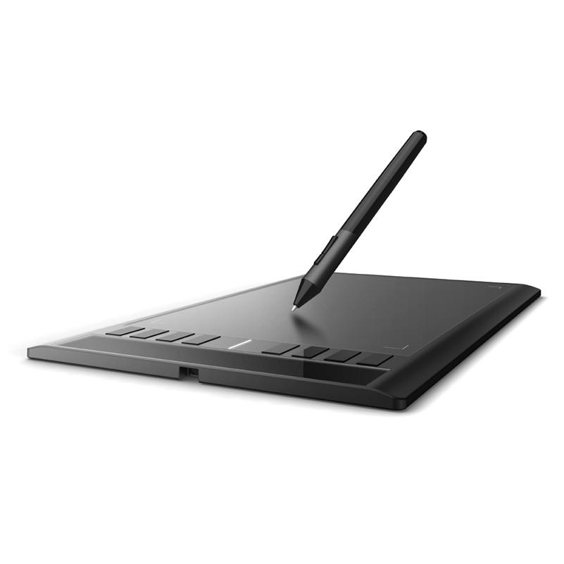 Prix pour Numérique comprimés 10x6 ''graphics dessin tablet pour peinture stylo numérique stylo bon a610 (ugee m708) anti-fouling gant