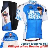 2017 Mens Jersey Cycling Sets Windproof Short Set MTB Bicycle Sports Clothing Short Sleeve Breathable GEL Pad Cycling Set