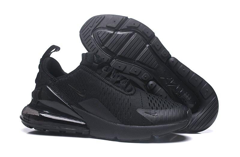 Nouveauté Nike Air Max 270 coussin d'air 270 Femmes chaussures de course Blanc Noir D'origine Nike Airmax 97 Femmes Sneakers Air 270