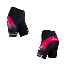 ZEROBIKE Summer Women's Cycling Shorts MTB Bike Quick Dry 3D Gel Padded Sports Tight Shorts Clothing