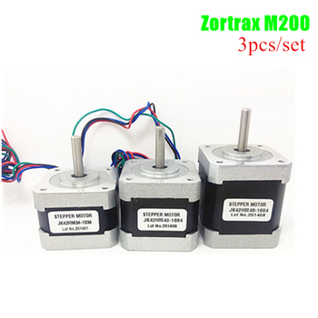 SWMAKER Zortrax M200 Extruder Stepper Motor with driver gear for Zortrax M200 3D printer parts