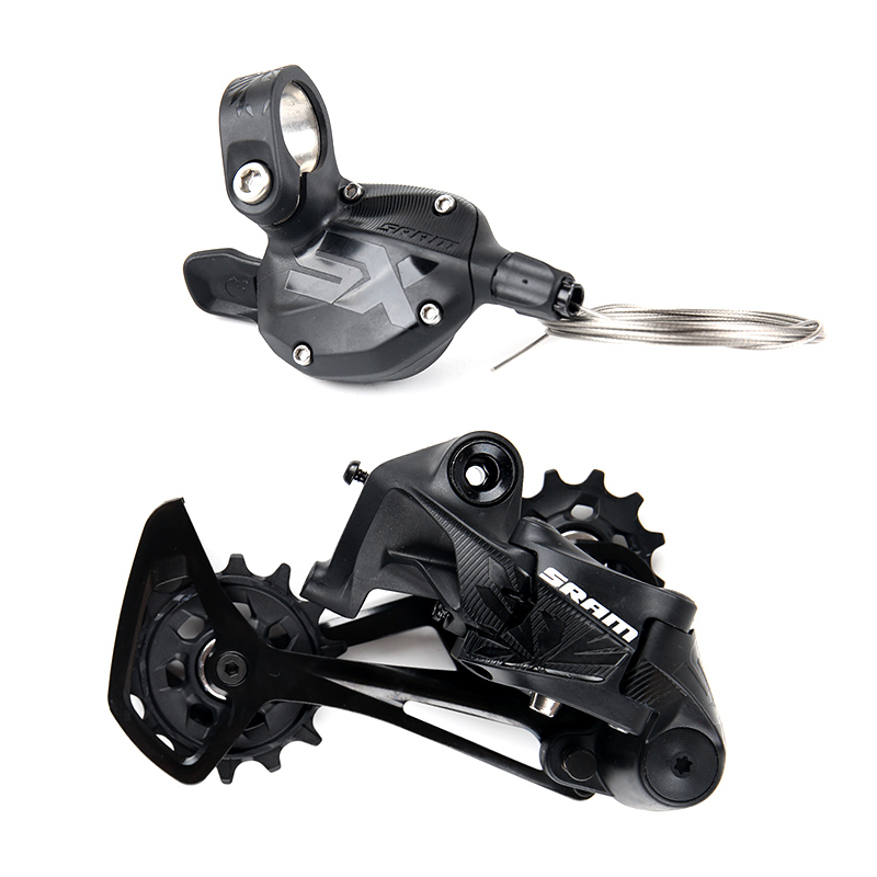 2019 NEW SRAM SX EAGLE 1X12 12 Speed Small Groupset Trigger Shifter Rear Derailleur Mountain Bicycle