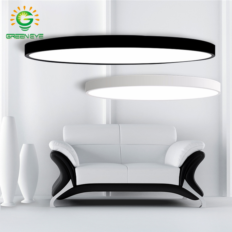 Green Eye ceiling lights Modern led Lamp Fixture led ceiling light for Living Room Bedroom Surface Mount Flush Remote Control цена 2017