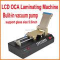 New 100W Built-in Vacuum Pump LCD OCA Laminating Machine Universal Laminator OCA film For iPhone6 plugs Samsung S5 LCD repair