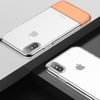Transparent Case iPhone X