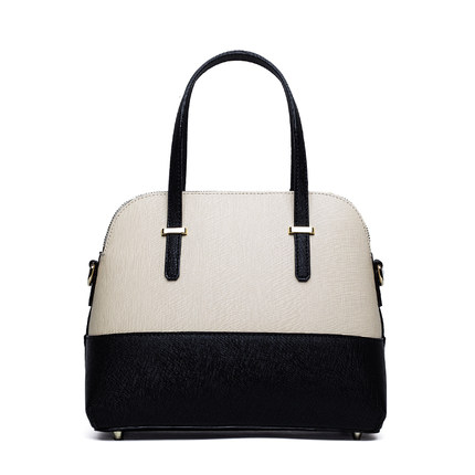 2017 handbag cowhide shell bag fashion all-match fashion shoulder bag messenger bag handbag women's big bag brief europe 2017 new tide female bag chain shoulder bag messenger bag all match