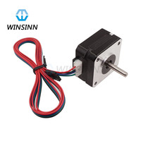 WINSINN Titan Extruder Stepper Motor 4 Lead Nema 17 22mm 42 Motor 3D Printer Extruder For