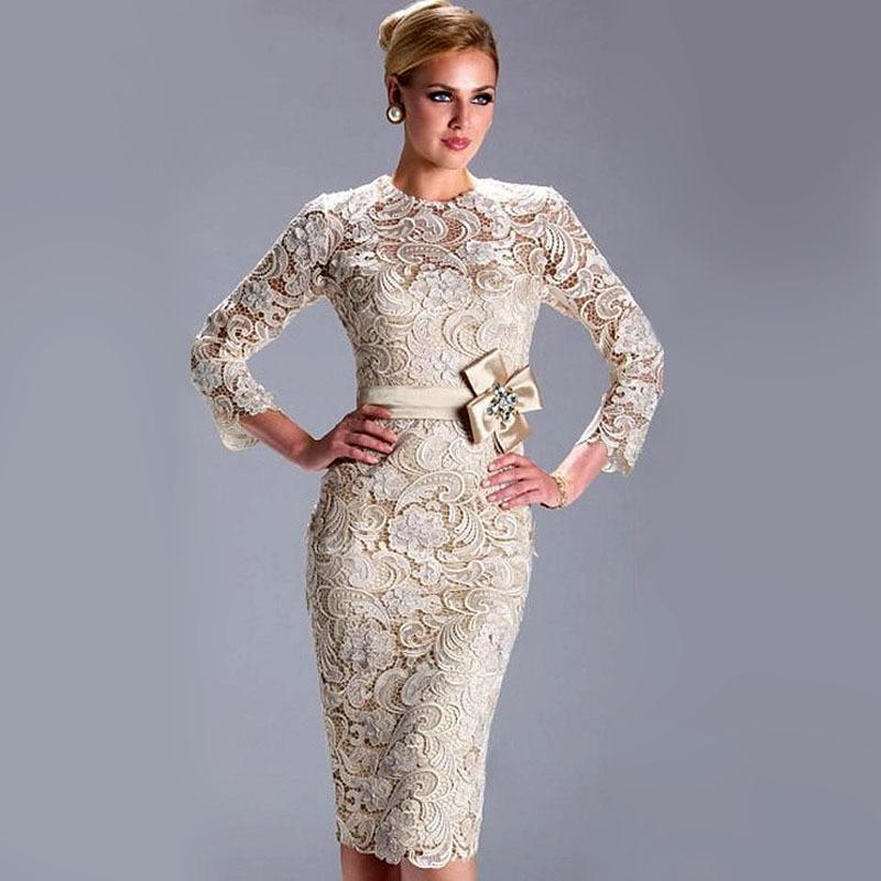 Vestido De Renda vestidos del banquete De boda para para lf2739 ...