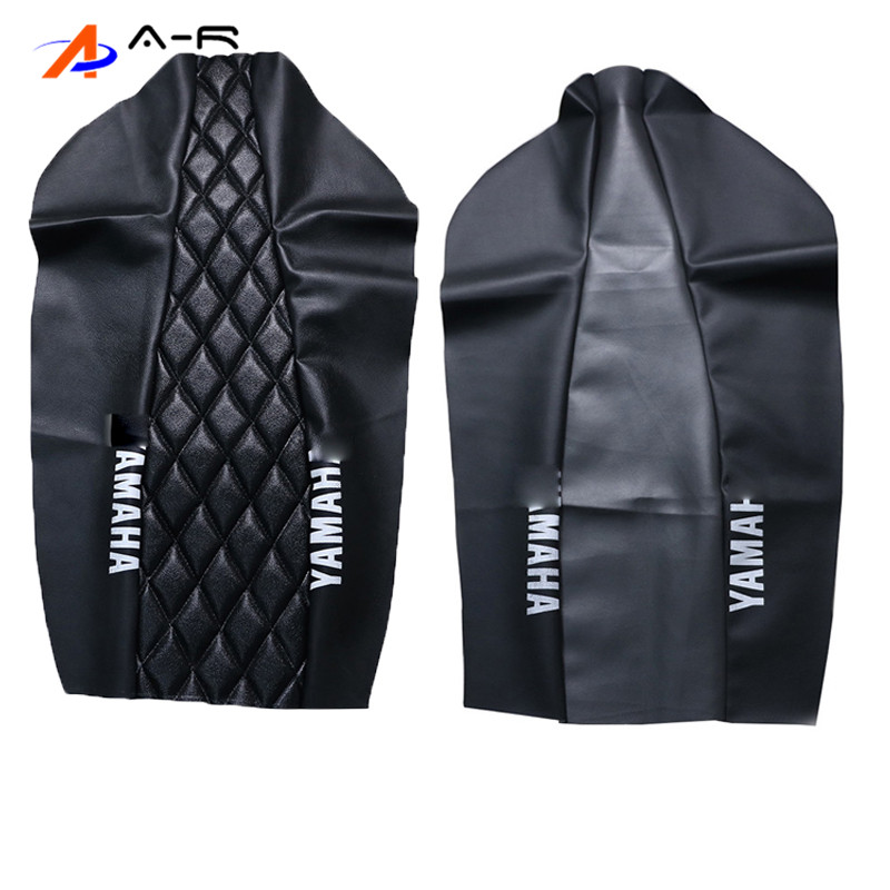 NEW Motorcycle PU Leather Waterproof Seat Cover For Yamaha TTR250 XT225 XT250