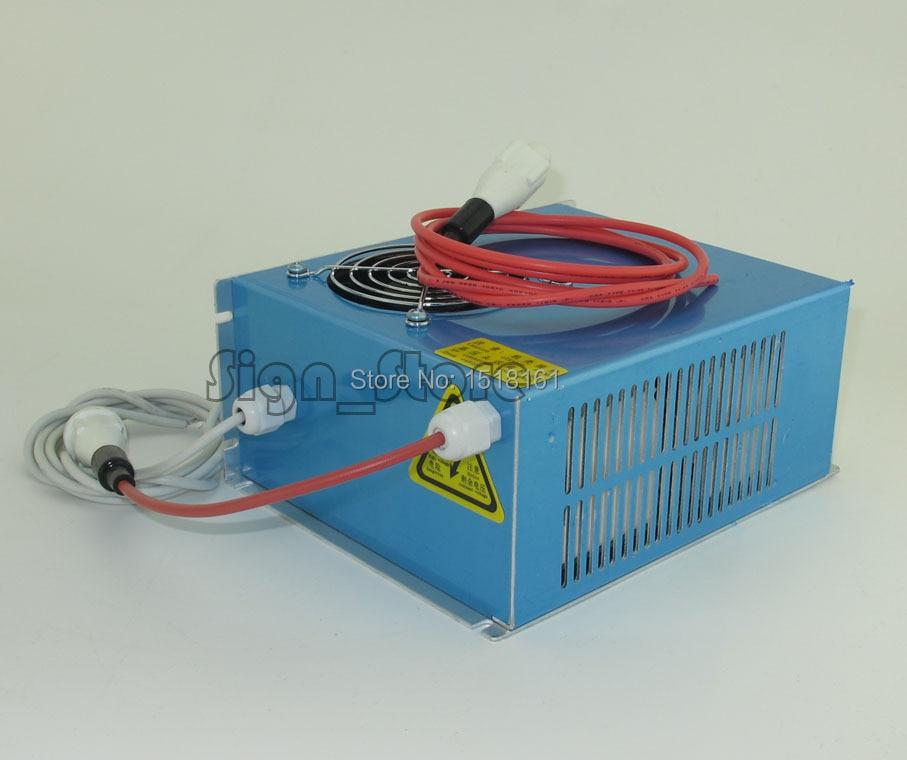 Reci 80 Вт 90 Вт Z2 S2 co2 лазерной трубки Питание HY DY10 для лазерной Резка гравировки