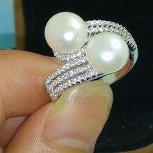 Victoria Wieck marca valioso & Topaz diamante simulado 925 anillo de compromiso de boda tamaño 5-10 envío gratis regalo