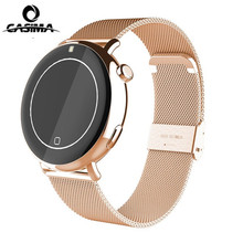 CASIMA hot fashion pedometer smart watch men's watch ladies watch smart sports watch IOS Android smart phone Reloj