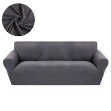 Флисовая ткань универсальный чехол для дивана евро чехлы для диванов для гостиной стрейч секционный диван крышка растягивающийся чехол для дивана