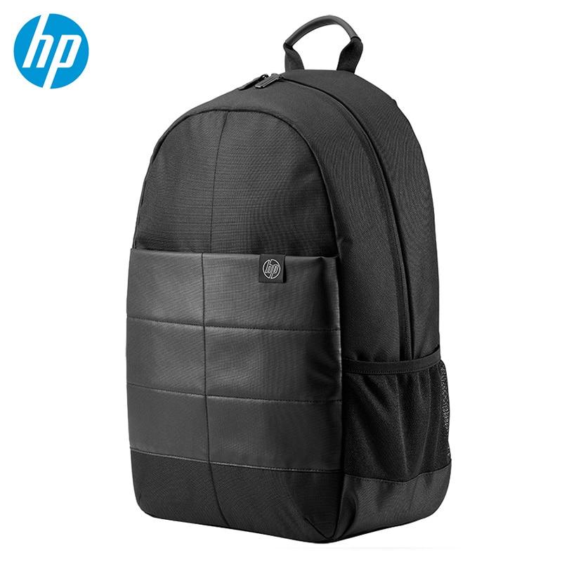 Genuine HP 15.6 inch Backpack Multi-function Travel Bag Fashion Business Waterproof Men Women Notebook Computer B 1FK05AA