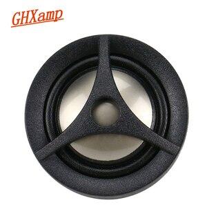 Image 4 - GHXAMP 1 Inch Dome Car Modified Treble Home Speaker Tweeter Titanium Film 4OHM 15W 2PCS
