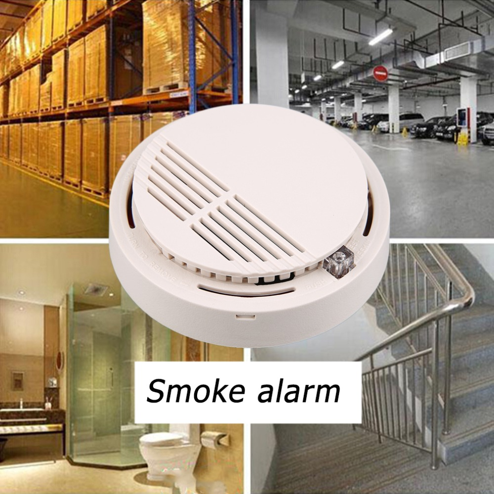 Home Smoke Heat Detector Fire Alarm Fire Smoke Sensor Detector Alarm ALF-S031 2018 NEW HOT SALES цена