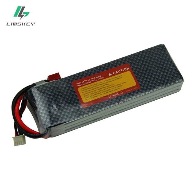 Limskey power 3S 11.1v 4200mah Lipo Battery 30c T XT60 JST Plug