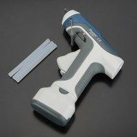 7W 6V Hot Melt Glue Gun Battery Cordless hot glue gun+ 3pcs 7mm Sticks LED Lighting For DIY Model Living Craft Repair Tools Kit