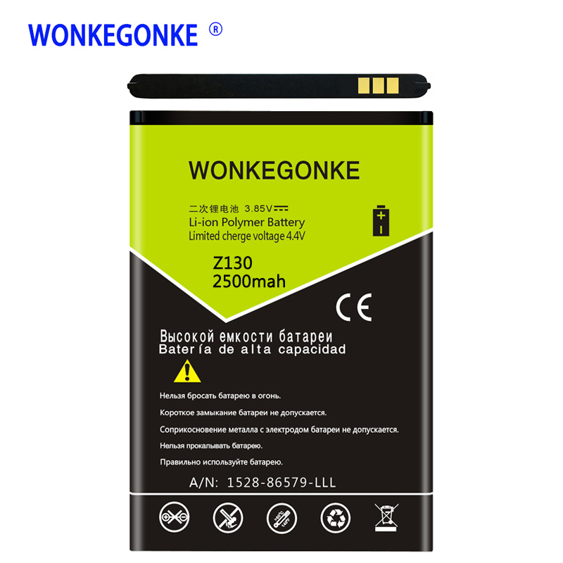 WONKEGONKE AP32 Phone Battery For Acer Liquid Z130 Duo Z3 Dual Replacement Mobile Phone Batteries Bateria image