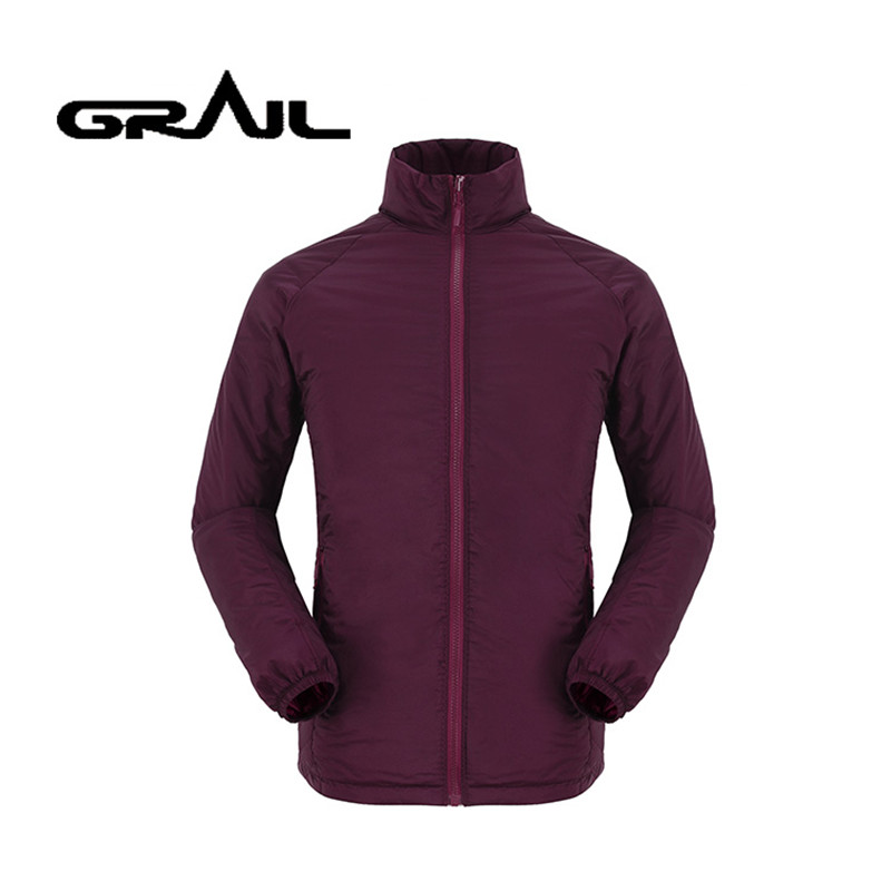 GRAIL Brand 3M Thinsulate Outdoor Jacket Autumn Winter Men's Warm Mndarin Collar Zipper Softshell Waterproof Windbreaker Jacket new arrival autumn and winter 2017 outdoor softshell long sleeves solid color zipper pocket sports windbreaker men 150