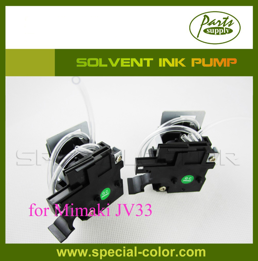DX5 Printhead Ink Pump Mimaki JV33 Printer Pump Solvent good quality mimaki jv33 ink pump assembly for yongli human outdoor printer machine
