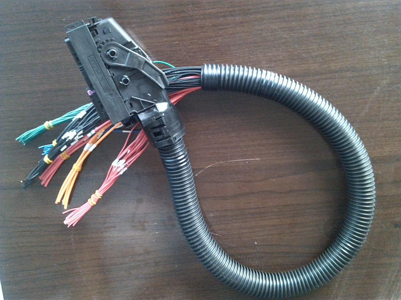 The new EDC17 computer board 89 pin plug for engine Wire Harness Harness automobile refitting ECU wire harness board mobile switch boards, door boards, frame wire harness board frames at reclaimingppi.co
