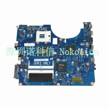 NOKOTION Motherboard For Samsung R530 R528 Main Board BA92-06346A BA92-06346B BA41-01227A PM45 DDR3 Free CPU GT310M GPU