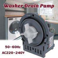 General  220V 11W lavadora bomba de drenaje de la asamblea para lavadora hogar accesorio