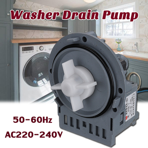 general 220V 11W Washer Drain Pump Motor