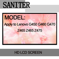 SANITER Apply To Lenovo G450 G460 G470 Z465 Z465 Z475 14 0 LED Laptop LCD Screen