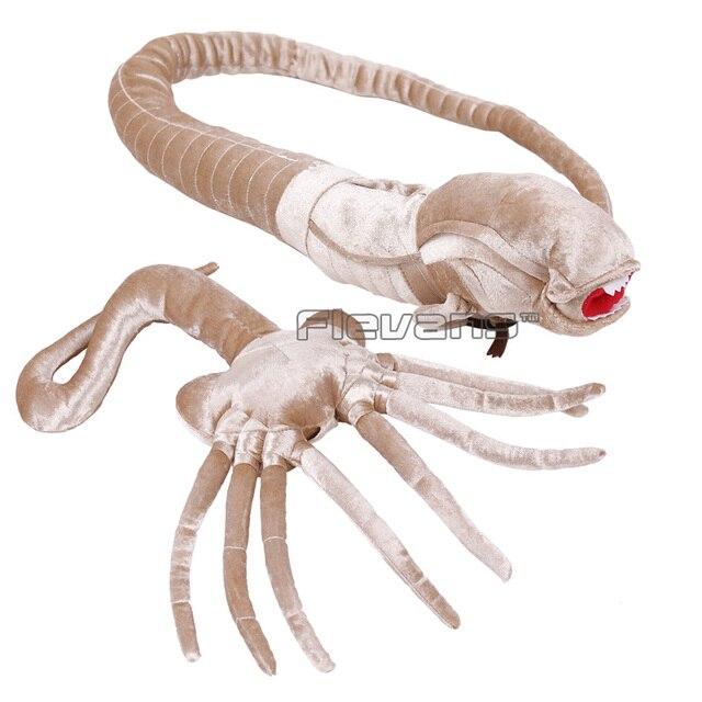 Alien Chestburster Facehugger Plush Toys Soft Stuffed Dolls 2 Types