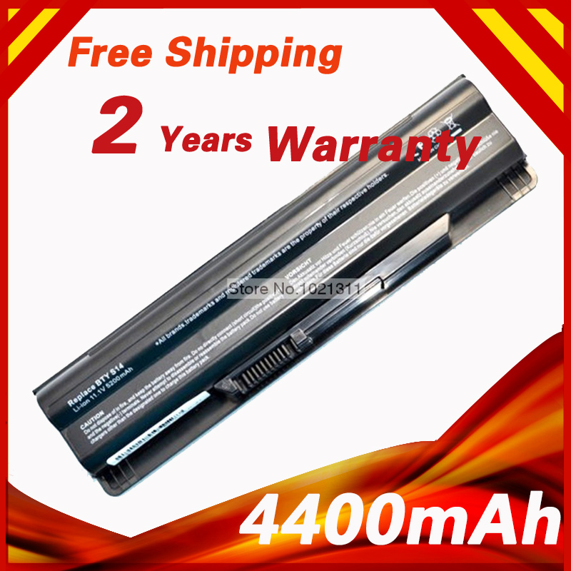 6 cells Laptop Battery For MSI BTY-S14 BTY-S15 CR650 CX650 FR400 FR600 FR610 FR620 FR700 FX400 FX420 FX600 FX603 FX610 FX620 new genuine 14 4v 5200mah 74wh 8 cells a42 g55 notebook li ion battery pack for asus g55 g55v g55vm g55vw laptop