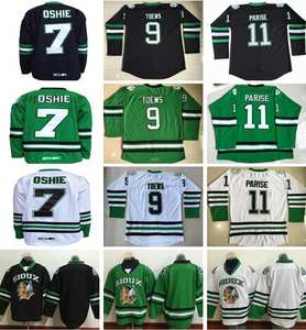 e95f23bc1ec7 Dwayne  9 Jonathan Toews  7 T.J. TJ Oshie North Dakota Fighting Sioux White  Black