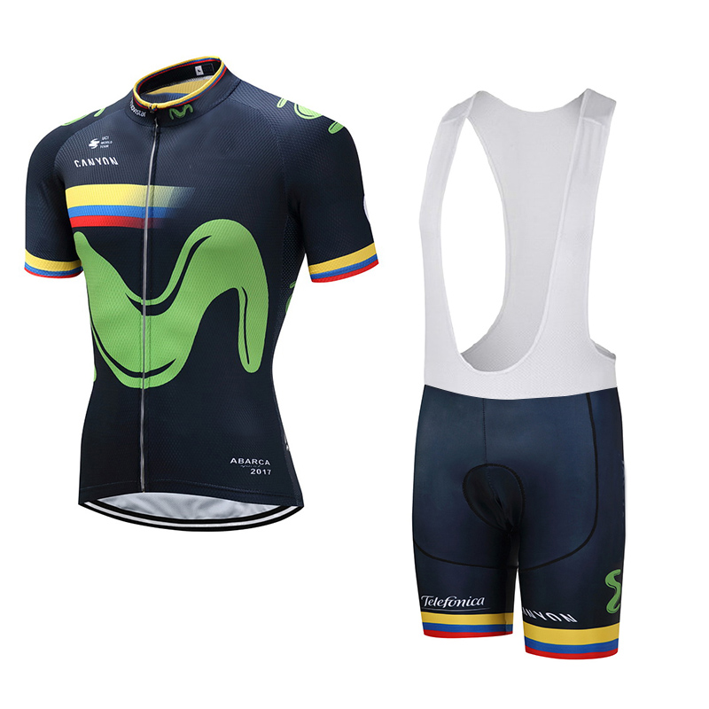 2017 Colombia pro team Summer Pro sporting Racingmen cycling jerseys Bike Ciclismo clothing quick dry men unique cycling 2017 new pro team cycling jerseys bike clothing ropa ciclismo breathable short sleeve 100