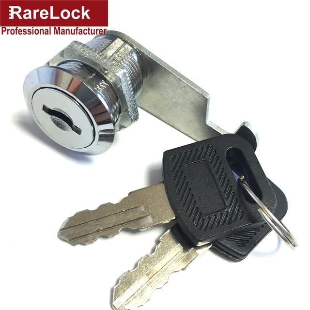 Rarelock Taille De Sécurité Tiroir Cam Cylindre De Serrure Porte - Cylindre porte