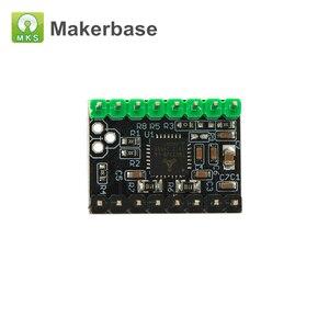 Image 3 - 5PCS MKS TMC2209 UART Stepper Motor Driver Module Stepstick Mute Driver VS TMC2208 TMC2130 For MKS SGen L Board 3D Printer Parts