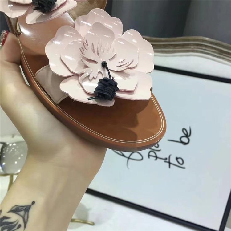 Piste Femmes Chaussures Sandales Plage Pic Étoiles Conception Fleur D'été Boucle Confortables Pic Ouvert À Embelli Doux Chaude 2018 Élégant as As Bout SUzMpVq