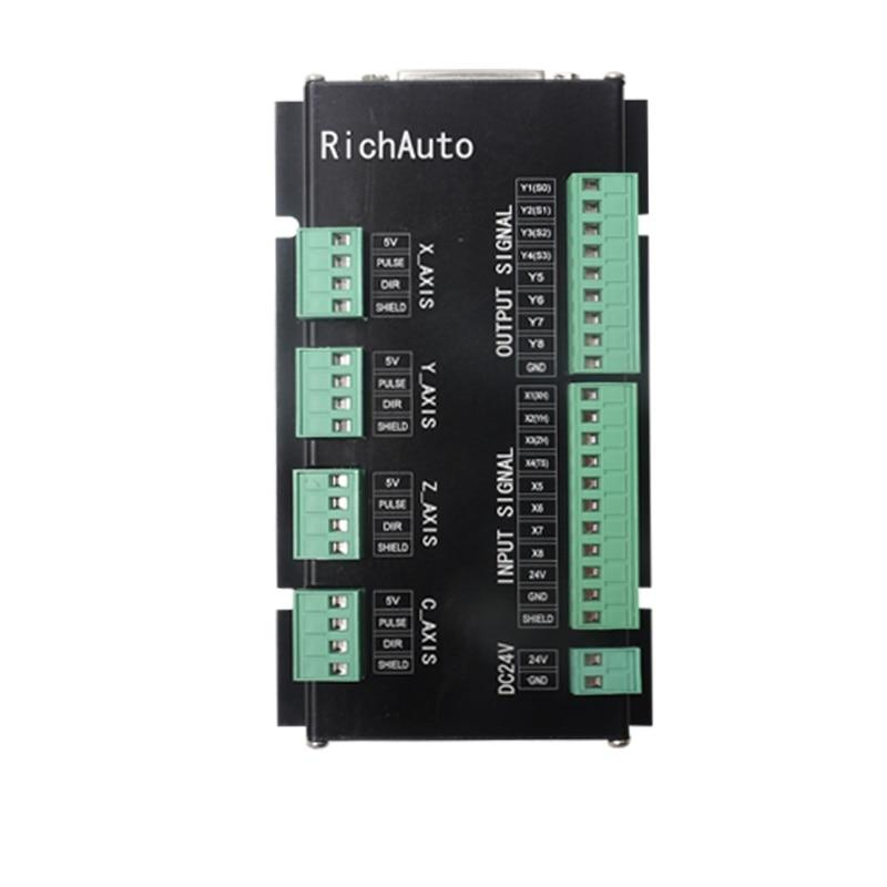 Richarito A11 CNC DSP контроллер A11S A11E 3 оси, для маршрутизатор ЧПУ и ЦОС системы