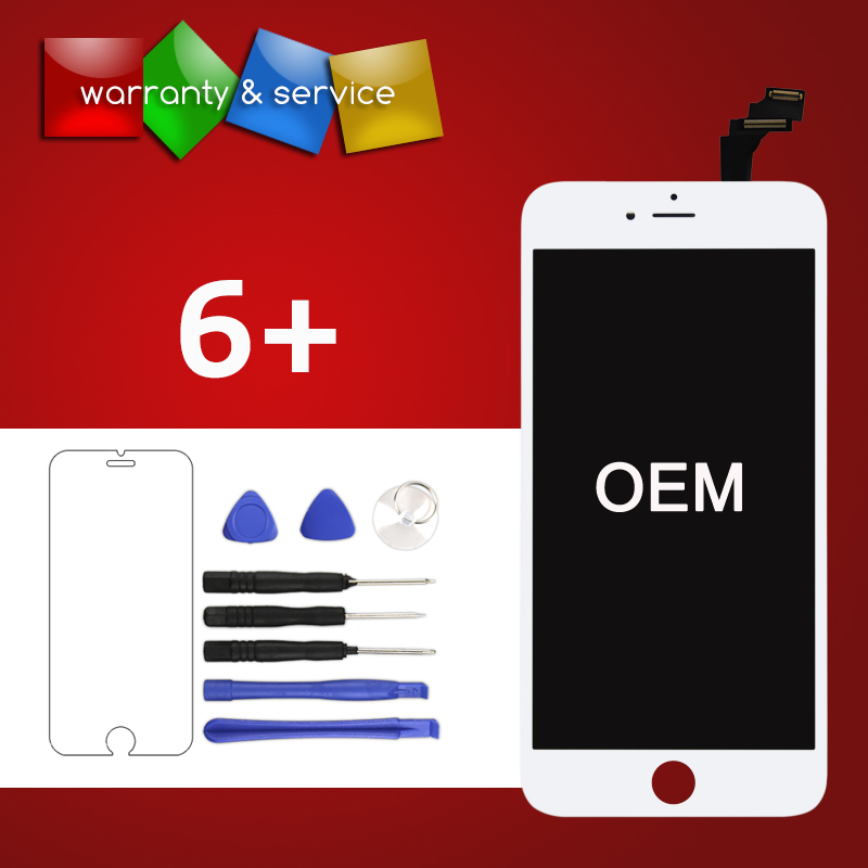 1pcs OEM 5.5 inch For iPhone 6 Plus LCD touch screen Display 3D touch LCD Display Touch Screen Digitizer Assembly1pcs OEM 5.5 inch For iPhone 6 Plus LCD touch screen Display 3D touch LCD Display Touch Screen Digitizer Assembly