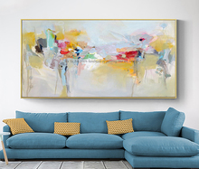 Large canvas wall art acrylic painting modern paintings wall painting hand painted canvas oil painting wall
