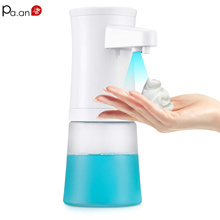 Automatic Foaming Soap Dispenser Kitchen Hand Wash Set Liquid Soap Foam Pump Holiday Gifts Home Decor Dropshipping Advanced ABS
