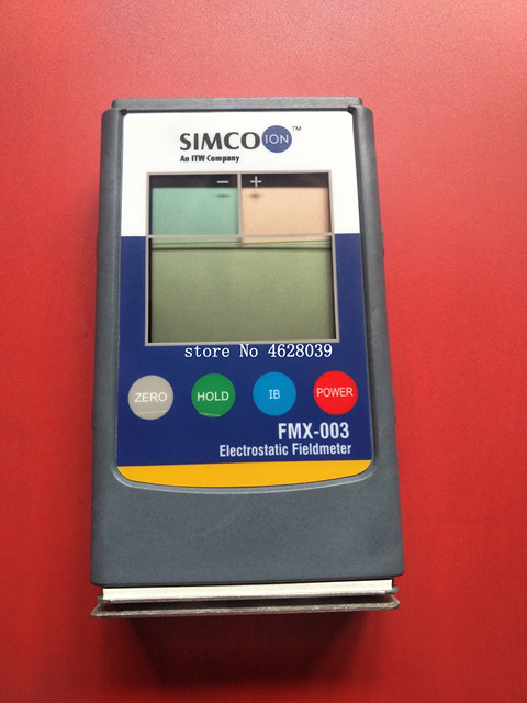 FMX-003 ESD Test Meter/Electrostatic Field meter Hand-held electrostatic tester FMX003 Top Quality